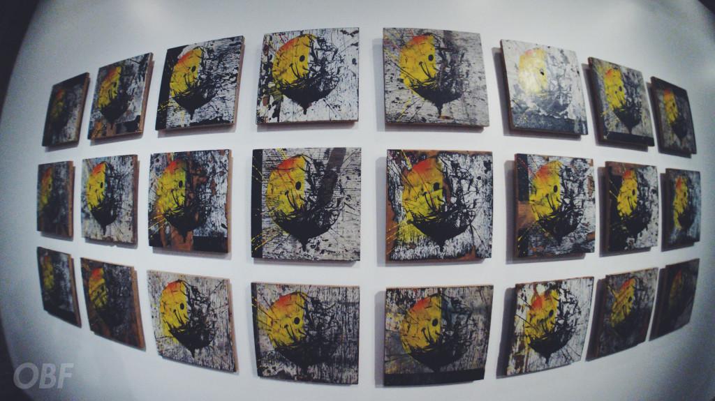 David 'Meggs' Hooke @ Inner State Gallery // Detroit // Art